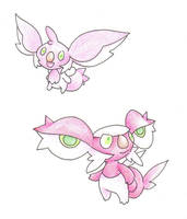 Koala Fairies LOL by sorakairi1014