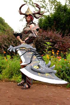 Guild Wars 2 Norn cultural armor tier 3