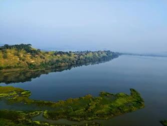 Sri Lankan countryside by bironicheroine