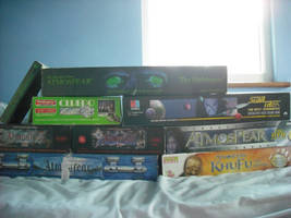 My Video Board Game Collection