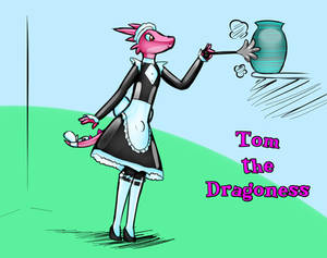 Tom/Charlotte the Dragoness