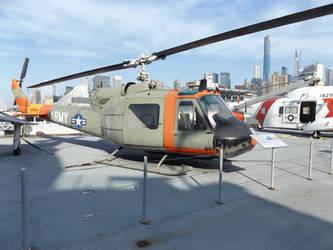 Huey UH-1 Helicopter