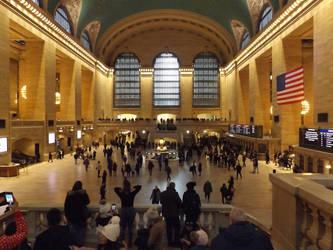 Grand Central Concourse