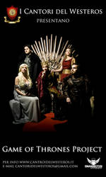 Game of Thrones Project by DraconianHyperion