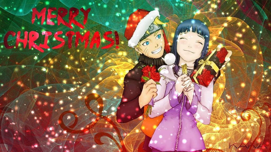 christmas anime naruto - photo #8