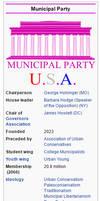 Municipal Party (U.S.) - 2068 C.E.