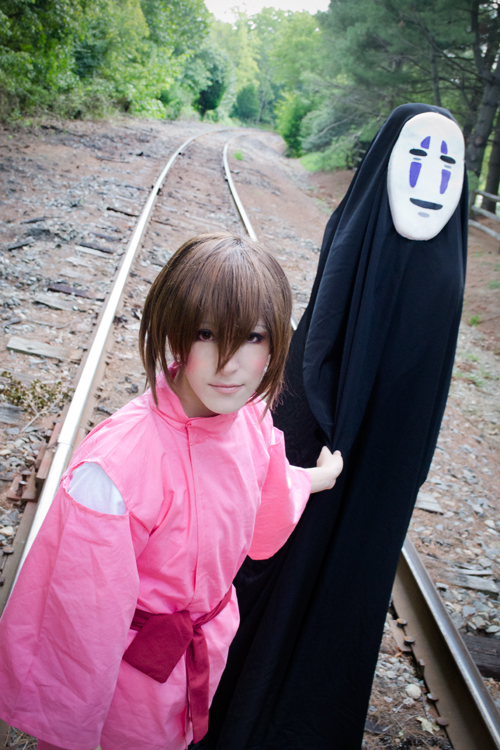 Spirited Away :: Come with Me by m-ichiko