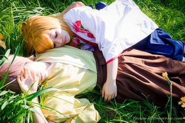 Chihayafuru :: Always Together by m-ichiko