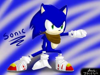 Sonic Boom by JocelynMinions