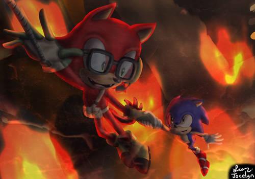 Sonic Y Rookie