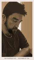 Self Portrait Day 2011