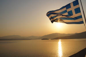 Greek Sunrise by Corporal--Nobbs