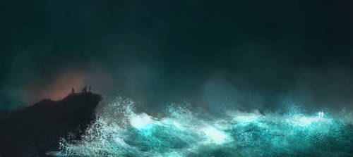 Facing the Storm by Corporal--Nobbs