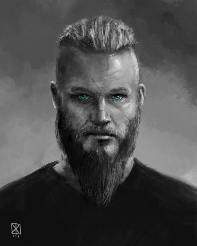 Ragnar Lothbrok By Corporal Nobbs