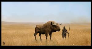 Bhederin Bull