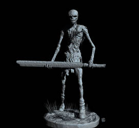 T'lan Imass by Corporal--Nobbs