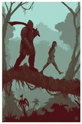 Saeng and Hanu by Corporal--Nobbs