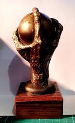 Malazan Sigil Sculpture