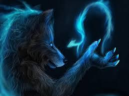 Enderwolf by PrinzessDina