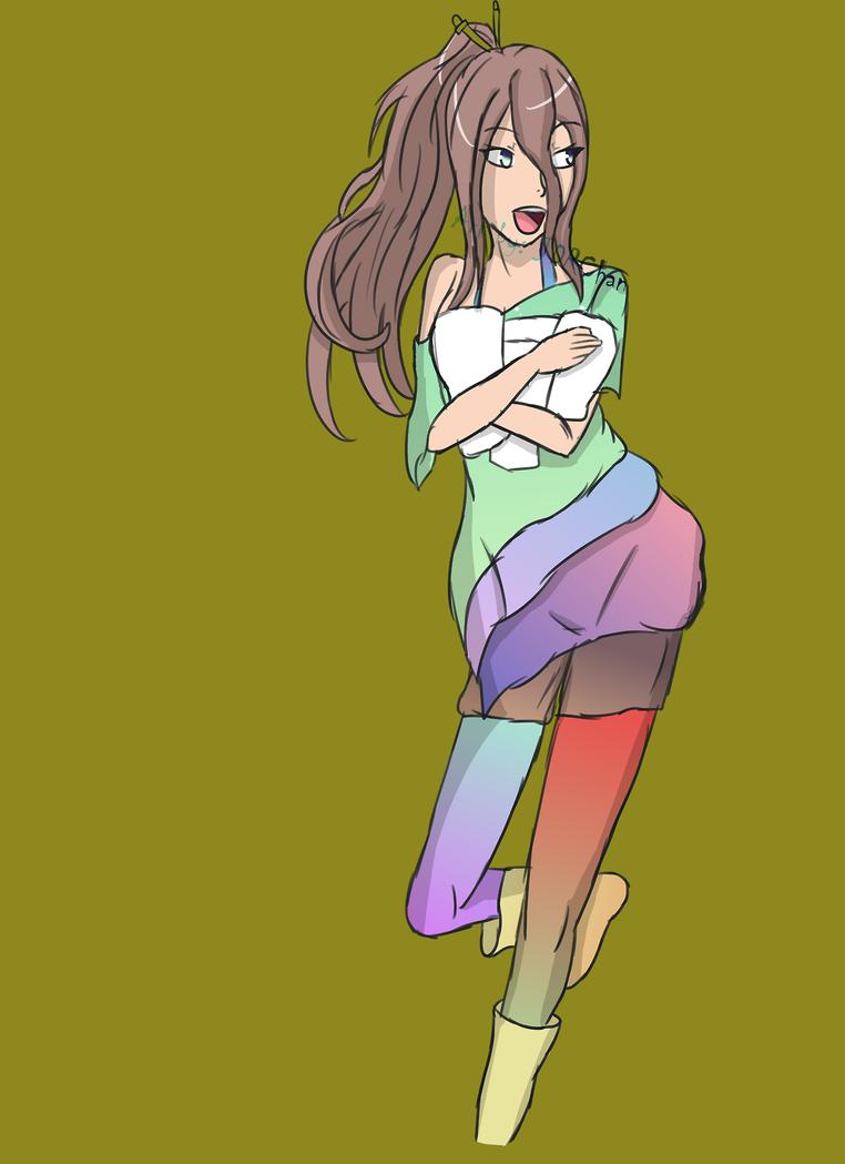 Yura Sketch by JDRChan