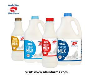 Al Ain Farms Fresh milk