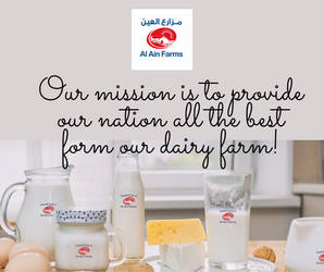 Top Rate Dairy Products in UAE