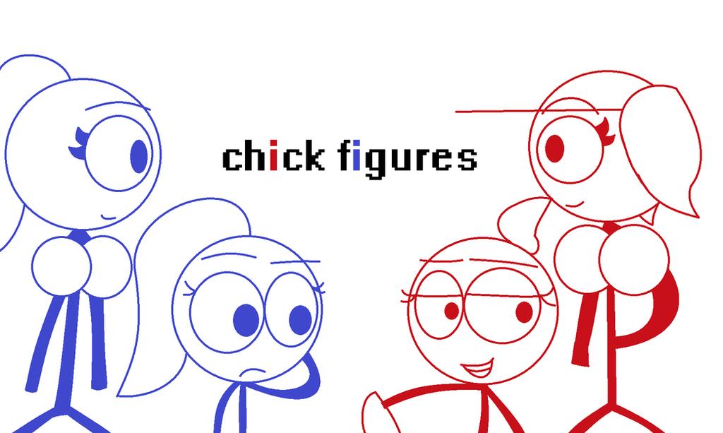 New Gundarr Chick, figures