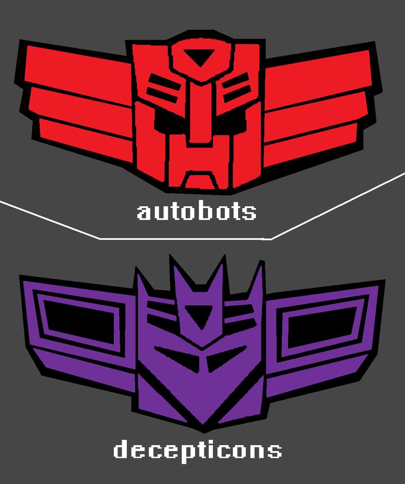 autobots vs decepticons by matthewleeyokmeng on deviantart