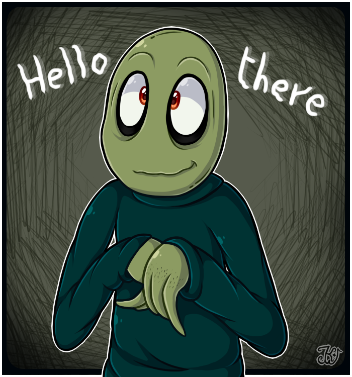 salad fingers thesis