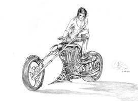 choppergrease by estcado85