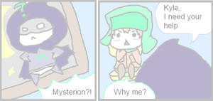 SP: Mysterion by aa71527