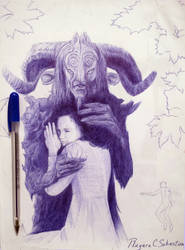 Pan's Labyrinth by plugaruseby