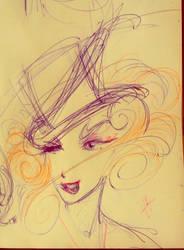 Beautiful stylish girl :) by plugaruseby