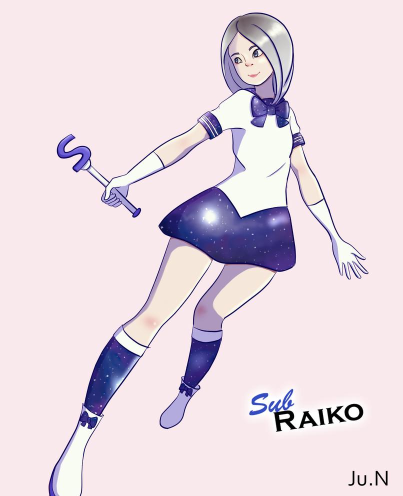 Sub-Raiko by Nishijun