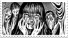Stamp003 [Junji Ito] F2U by ImInsects