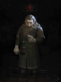 Durin III accepts the ring