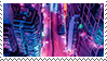 +STAMP | Purple  f2U #O16 - City by xPufflex