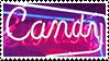 +STAMP | Purple  f2U #O19 - Candy by xPufflex