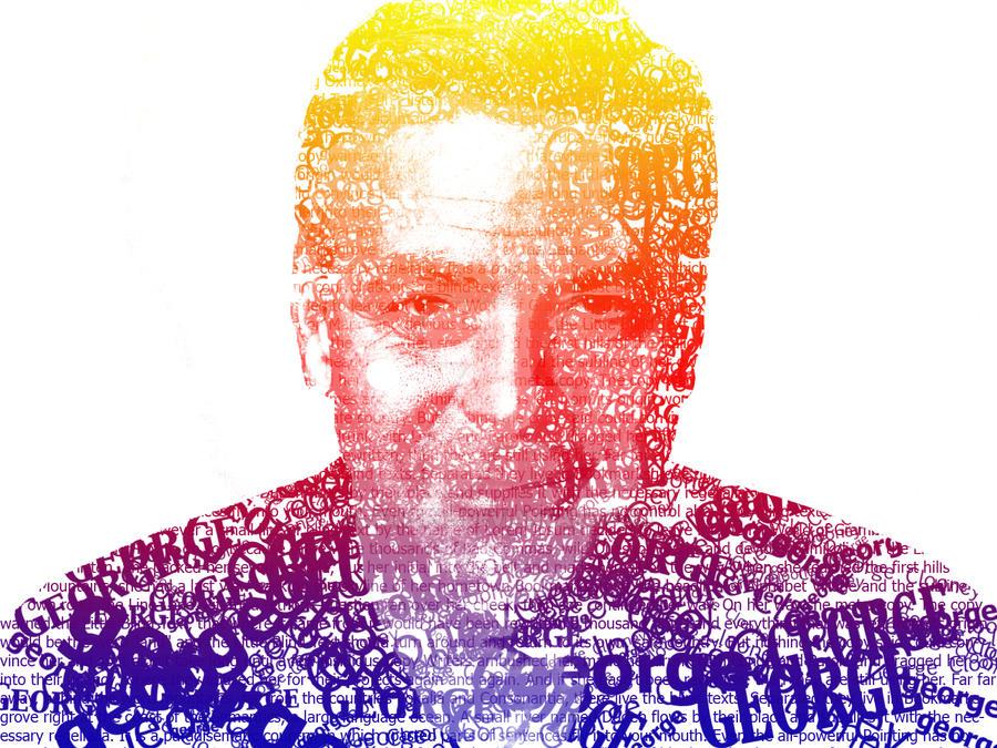 George Clooney by Jonzr18