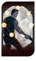 The Evil Within Tarot: The magician