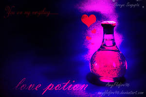 Love Potion by AmyFlofire96