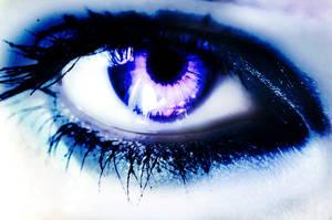 Blue Eye by AmyFlofire96