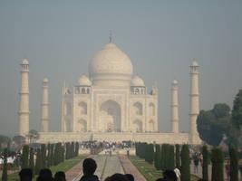 Taj Mahal II by AmyFlofire96
