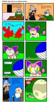 Pokemon comic 1 by DarkmasterN