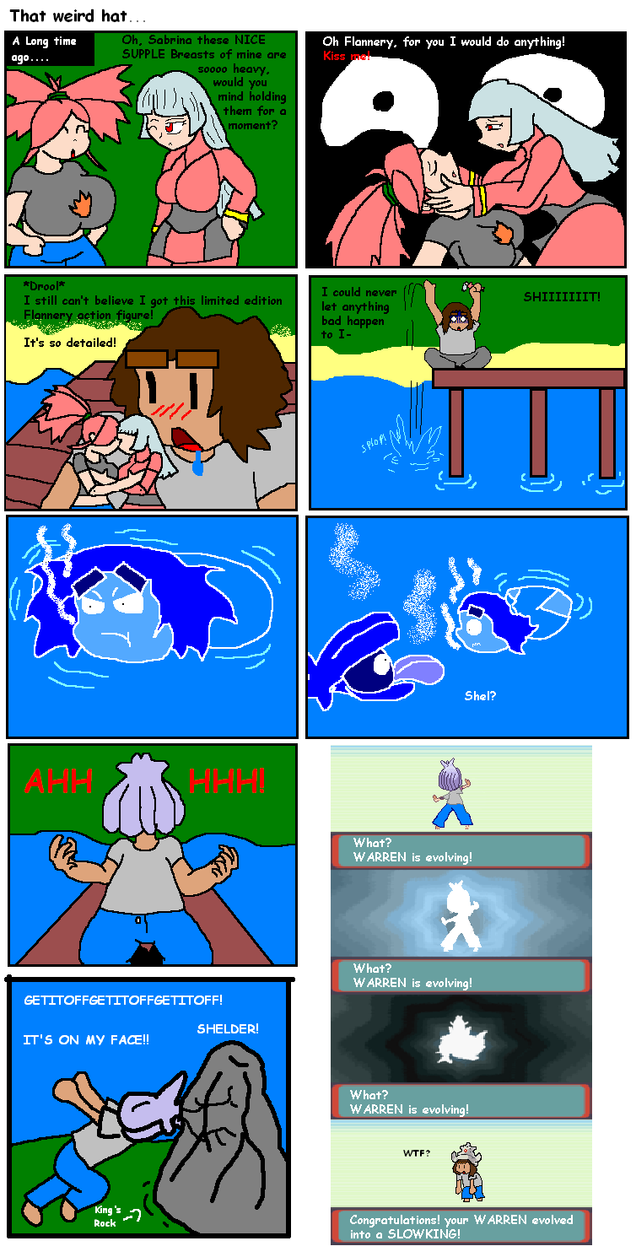 pokemon comic 8 by darkmastern on deviantart