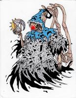 Demi-God 9 Death by DarkmasterN