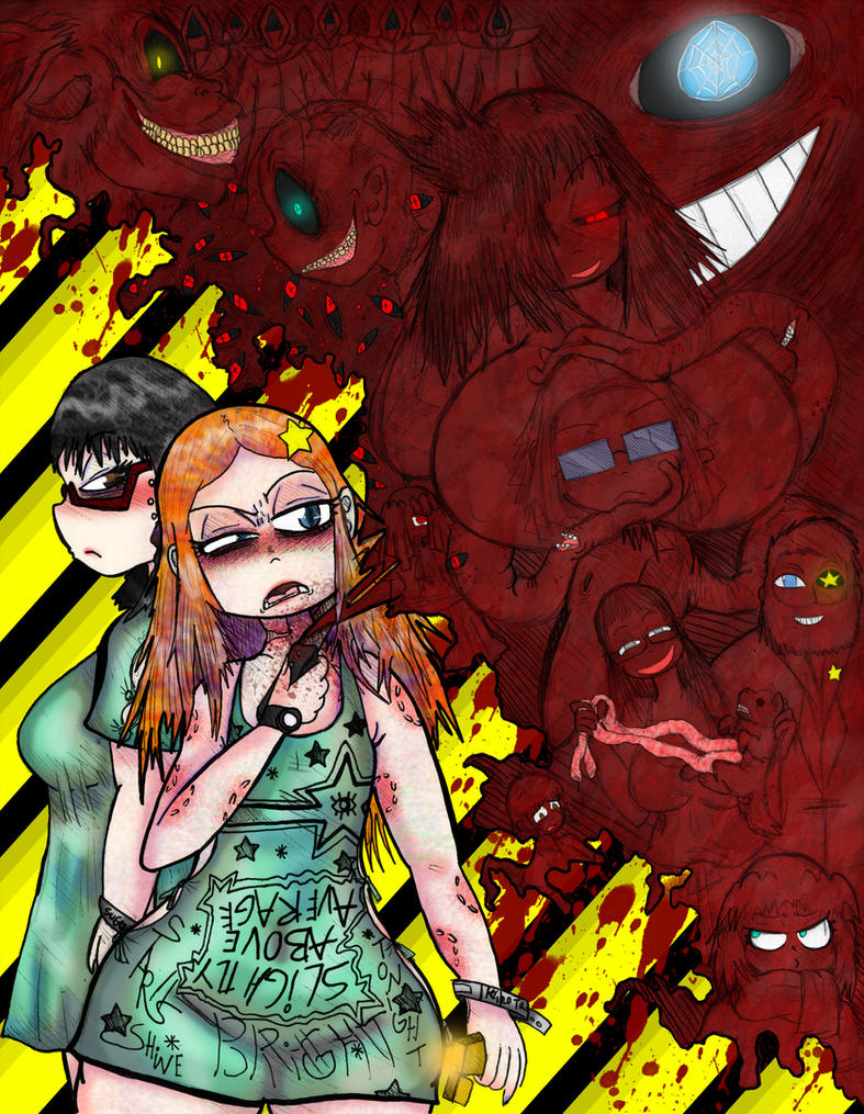 4 Years of Madness by DarkmasterN