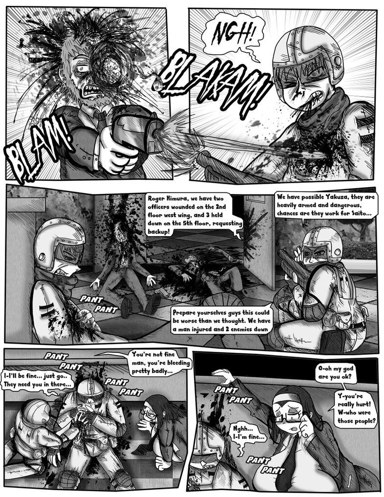 Slightly Above Average Page 565 by DarkmasterN
