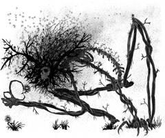 Drawlloween 12 Skeleton