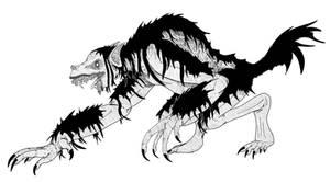 Drawlloween II: 4 Monstrous Humanoid